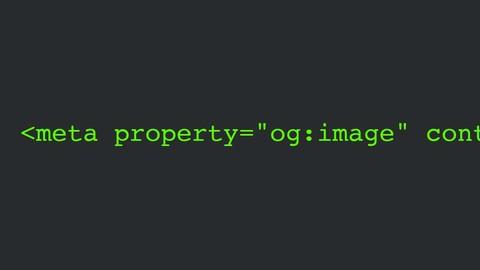 OGP画像の指定には、<meta property=